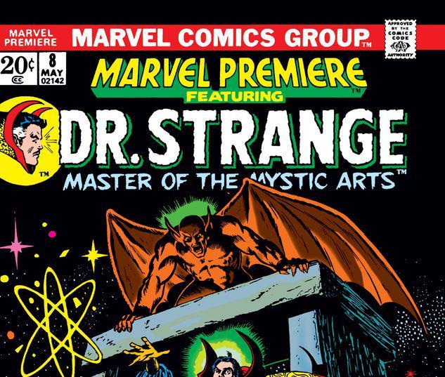 Marvel Premiere #8