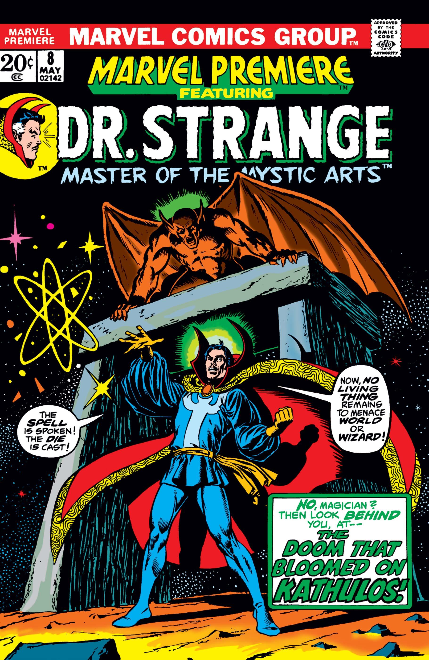 Marvel Premiere (1972) #8