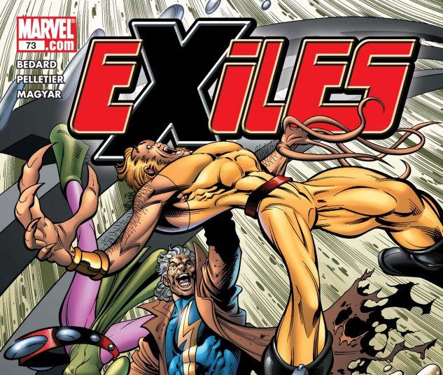 EXILES (2001) #73