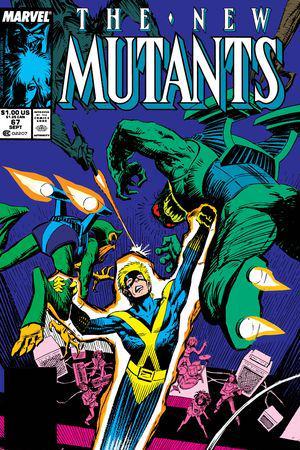 New Mutants (1983) #67