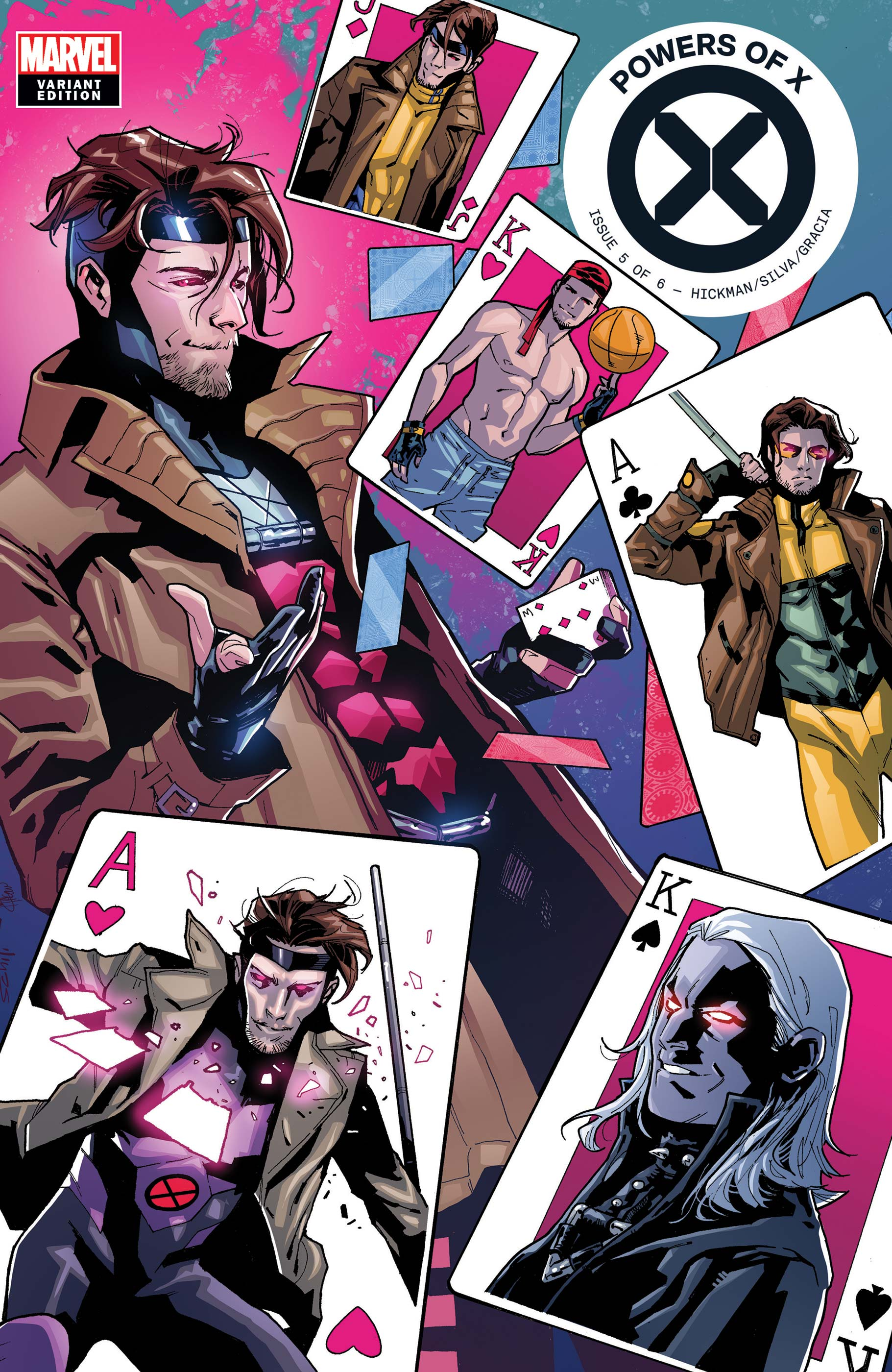 Powers of X (2019) #5 (Variant)