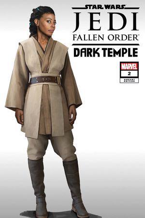 Star Wars: Jedi Fallen Order - Dark Temple (2019) #2 (Variant)