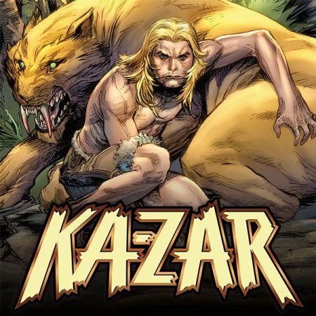 Ka-Zar (2010-2011)