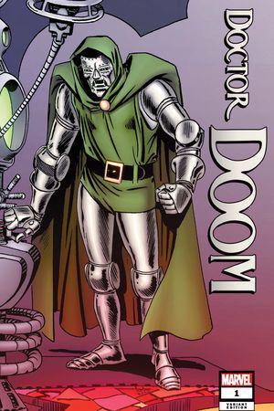 Doctor Doom (2019) #1 (Variant)