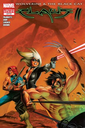 Wolverine & Black Cat: Claws 2 #2