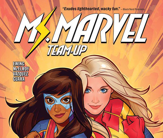 MS. MARVEL TEAM-UP TPB #1