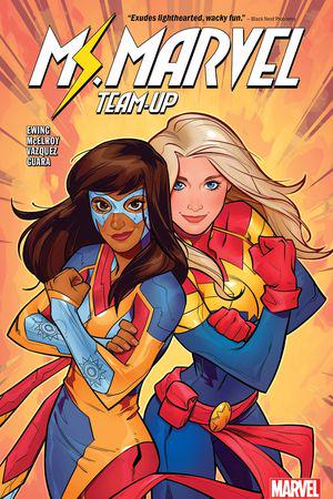 Ms. Marvel Team-Up (Trade Paperback)