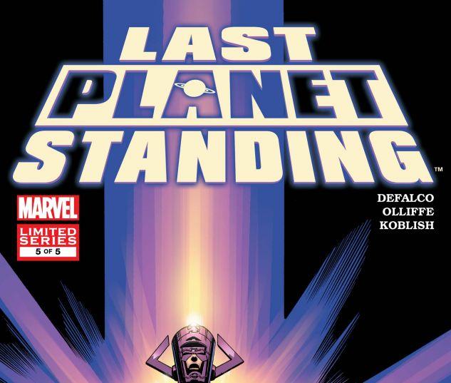 LAST PLANET STANDING (2006) #5