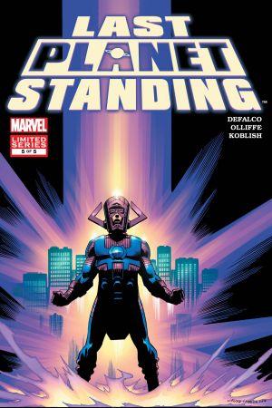 Last Planet Standing #5