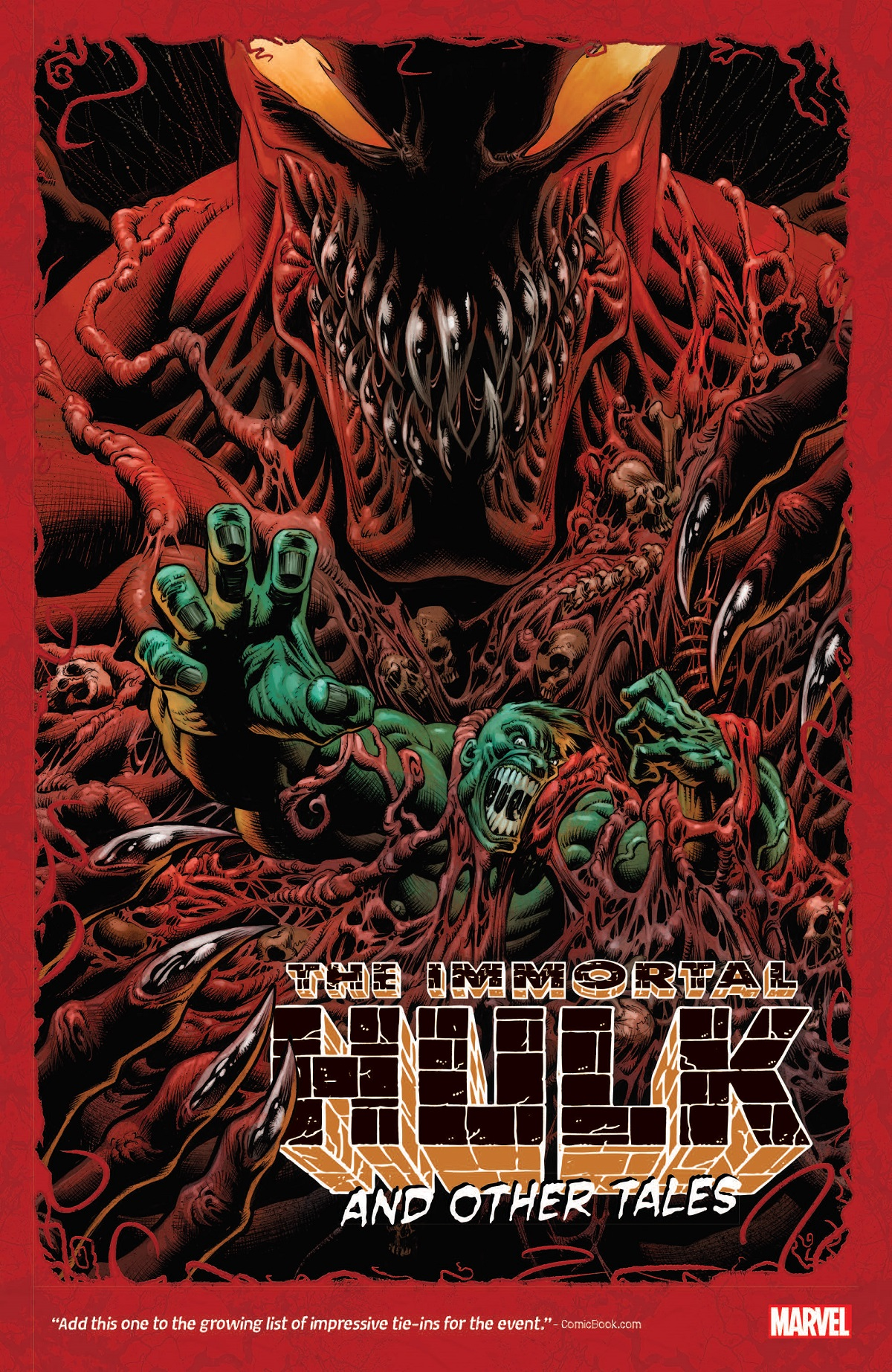 Absolute Carnage: Immortal Hulk And Other Tales  (Trade Paperback)