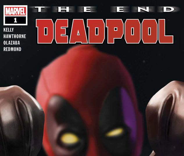 DEADPOOL: THE END 1 #1