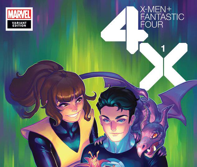 X-Men/Fantastic Four #1