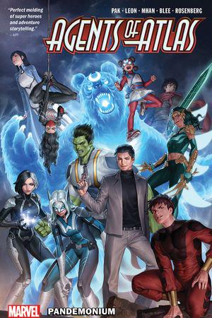 Agents of Atlas: Pandemonium (Trade Paperback)