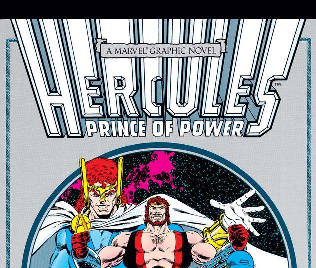 Marvel Graphic Novel #0