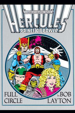Hercules: Prince of Power: Full Circle (1989)