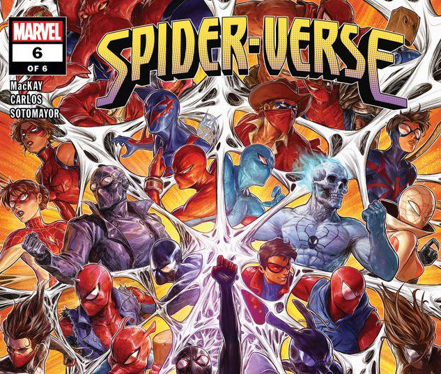 Spider-Verse #6