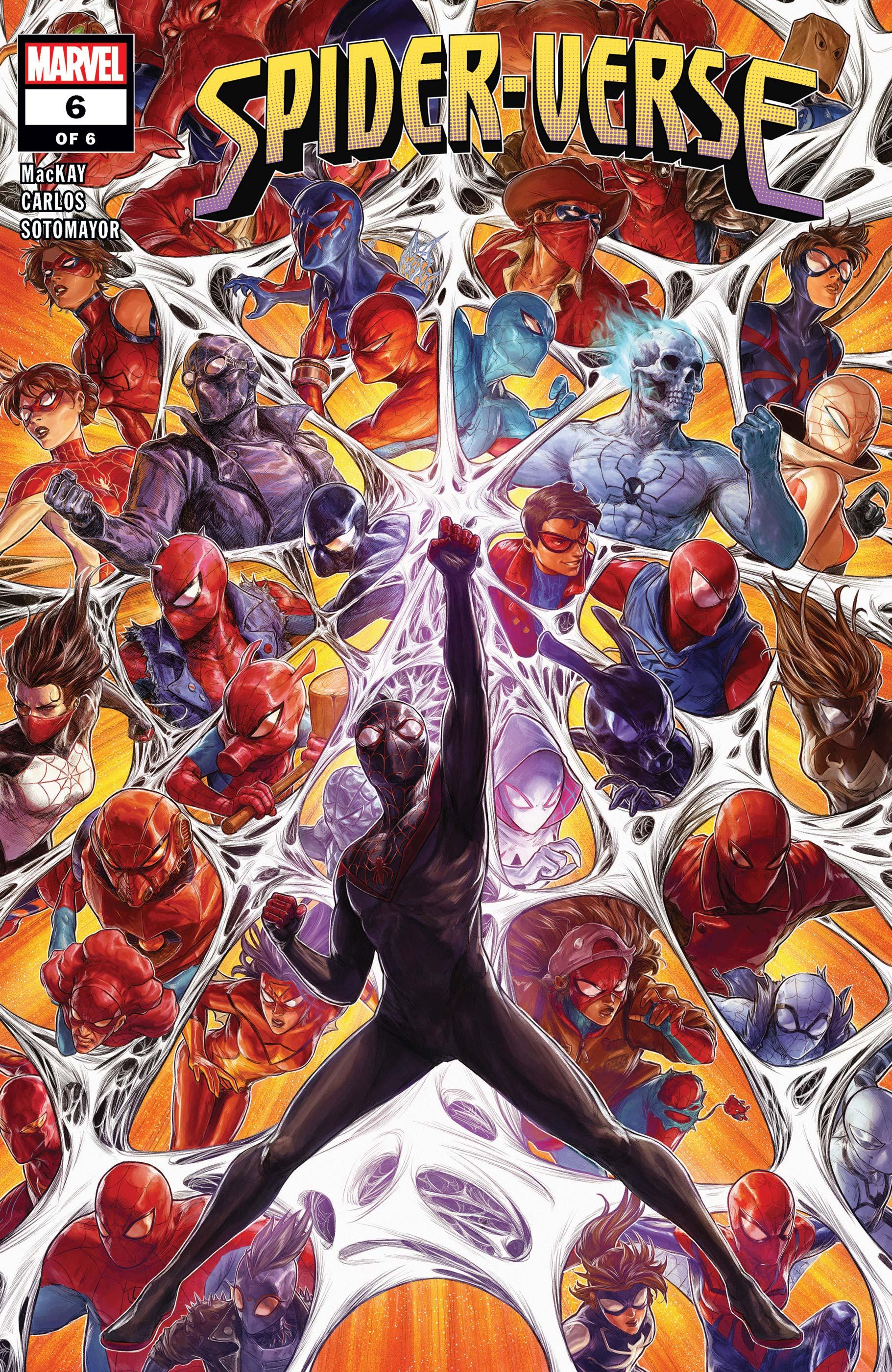Spider-Verse (2019) #6