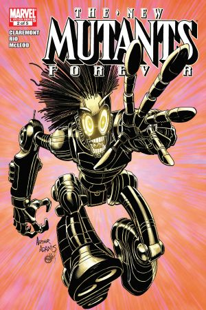 New Mutants Forever #2