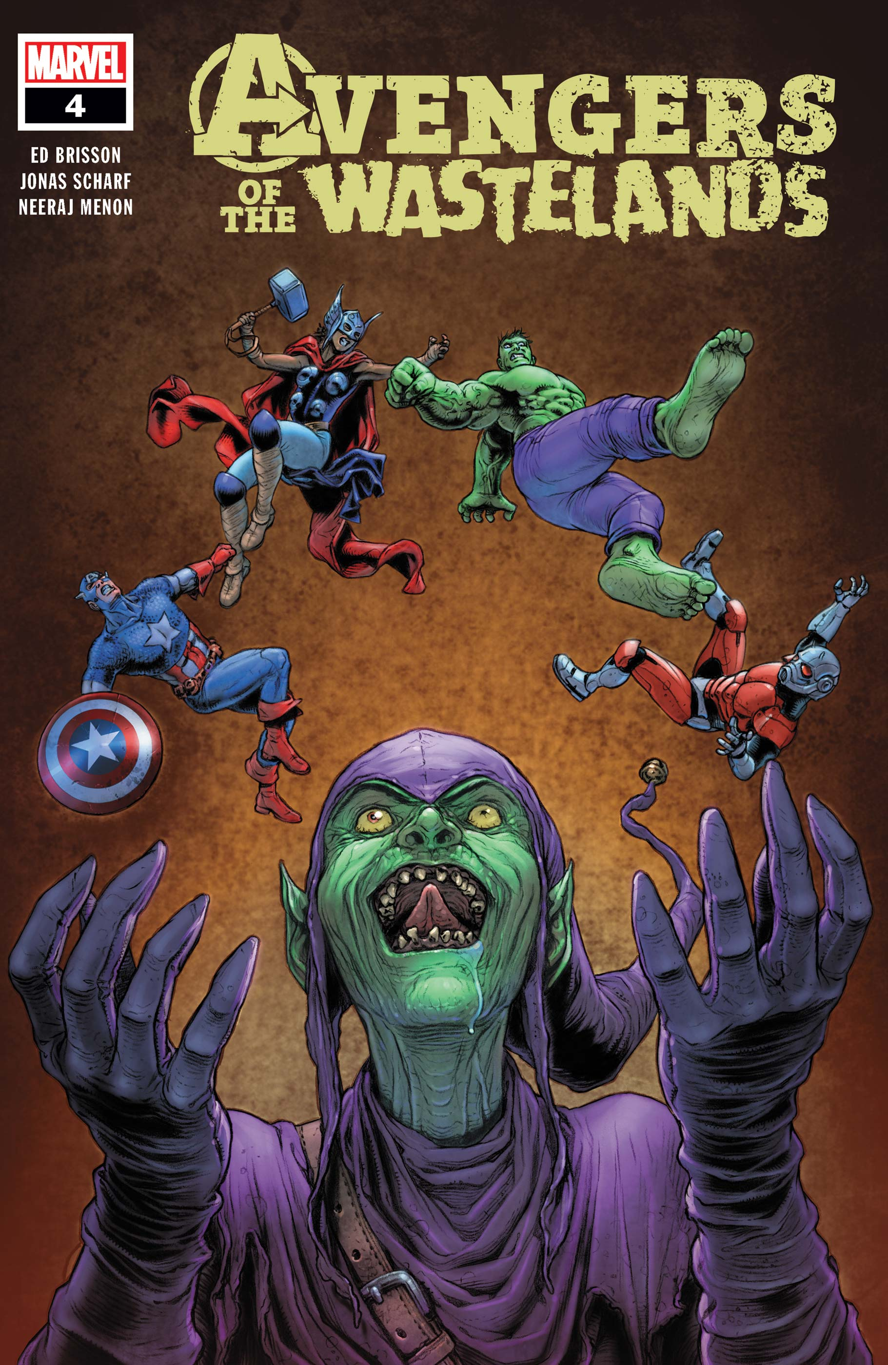 Avengers of the Wastelands (2020) #4