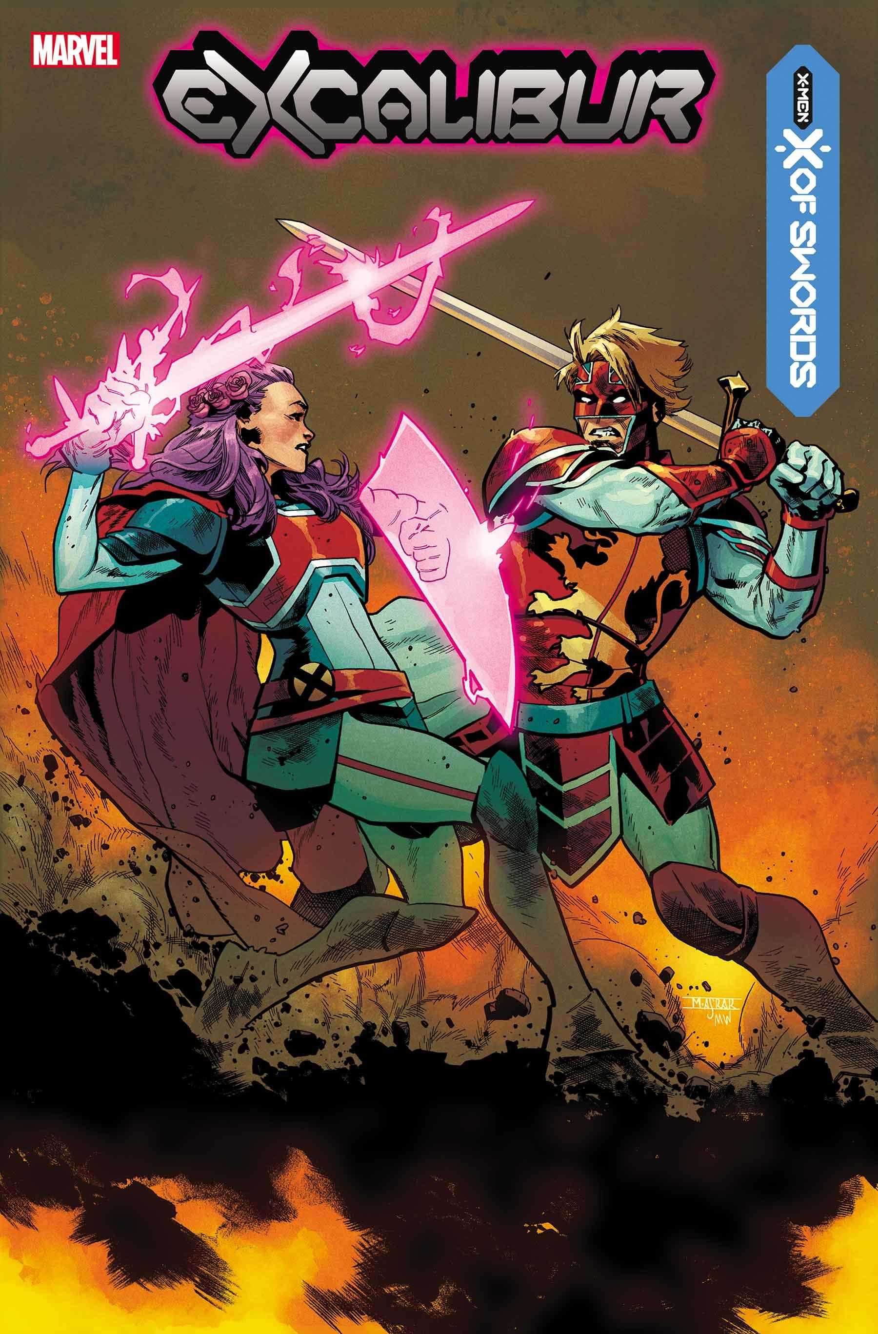 Excalibur (2019) #13