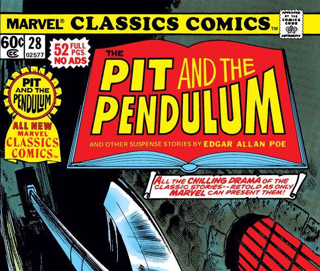 Marvel Classics Comics Series Featuring #28