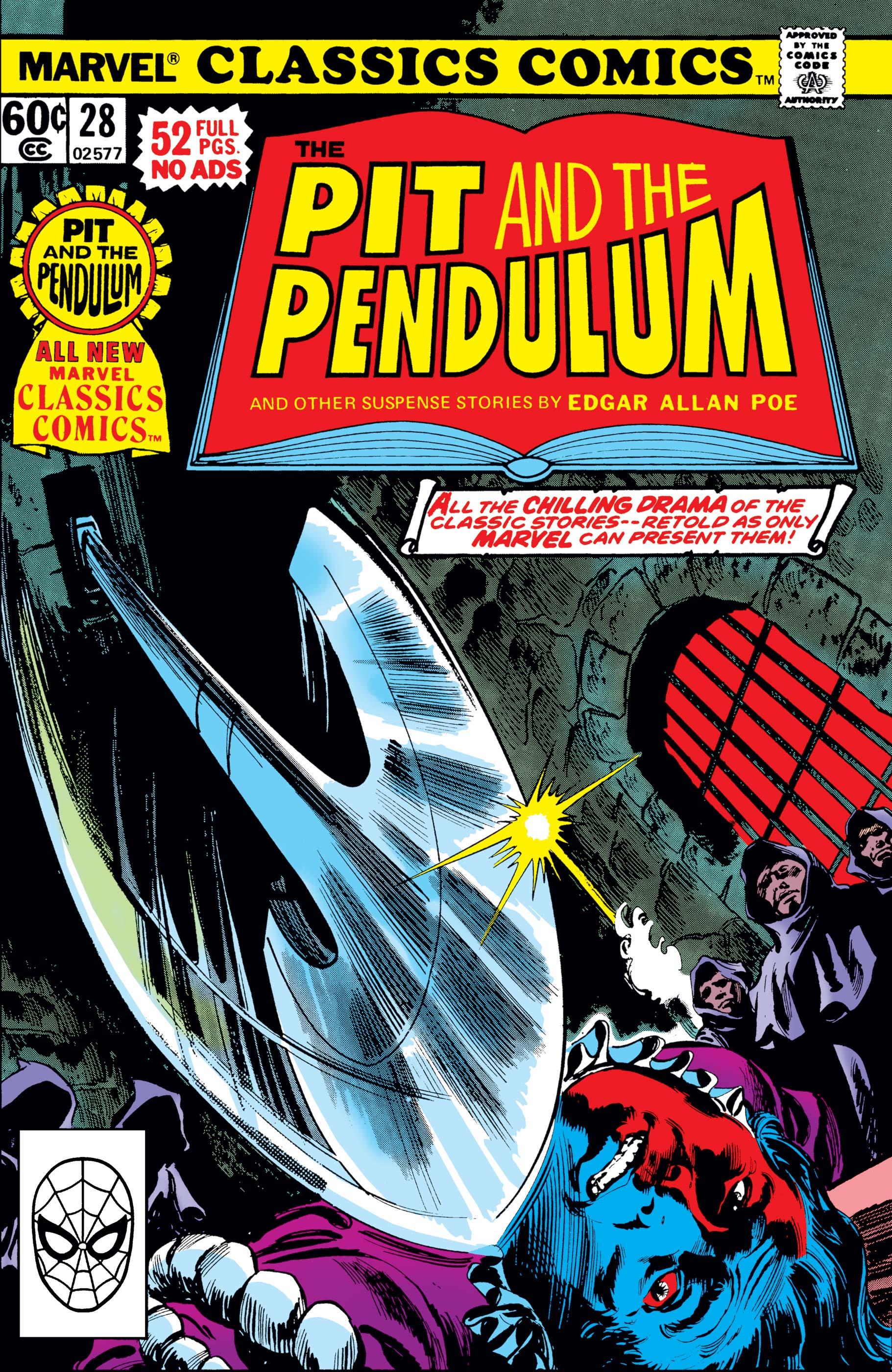 Marvel Classics Comics Series Featuring (1976) #28