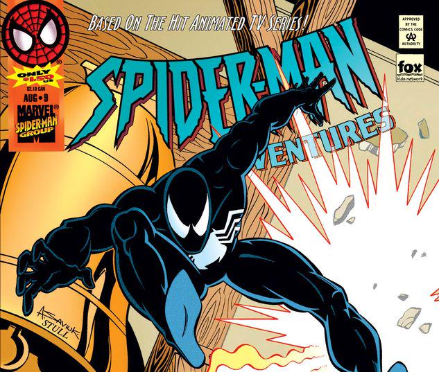Spider-Man Adventures #9