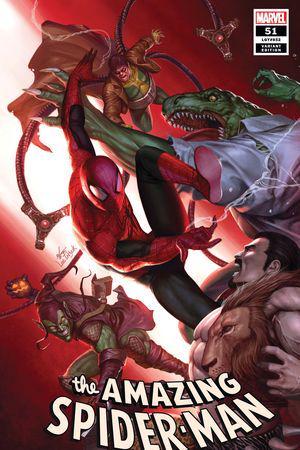 The Amazing Spider-Man (2018) #51 (Variant)