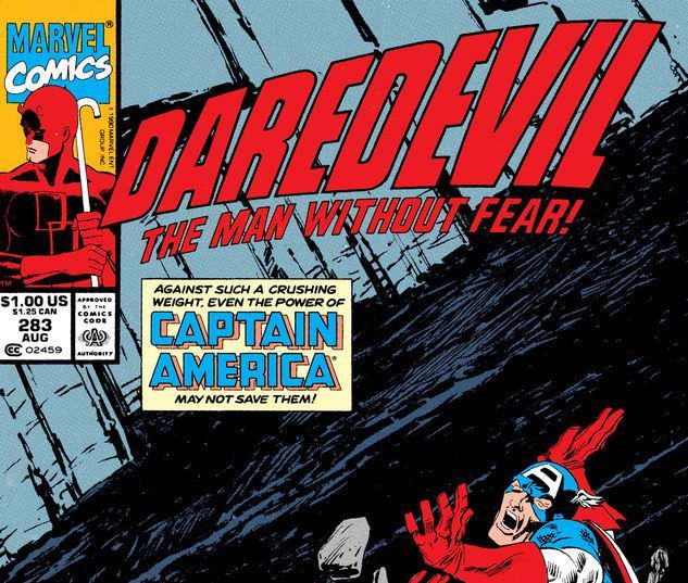 Daredevil #283