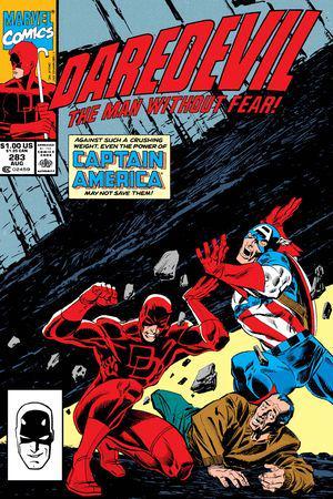 Daredevil (1964) #283