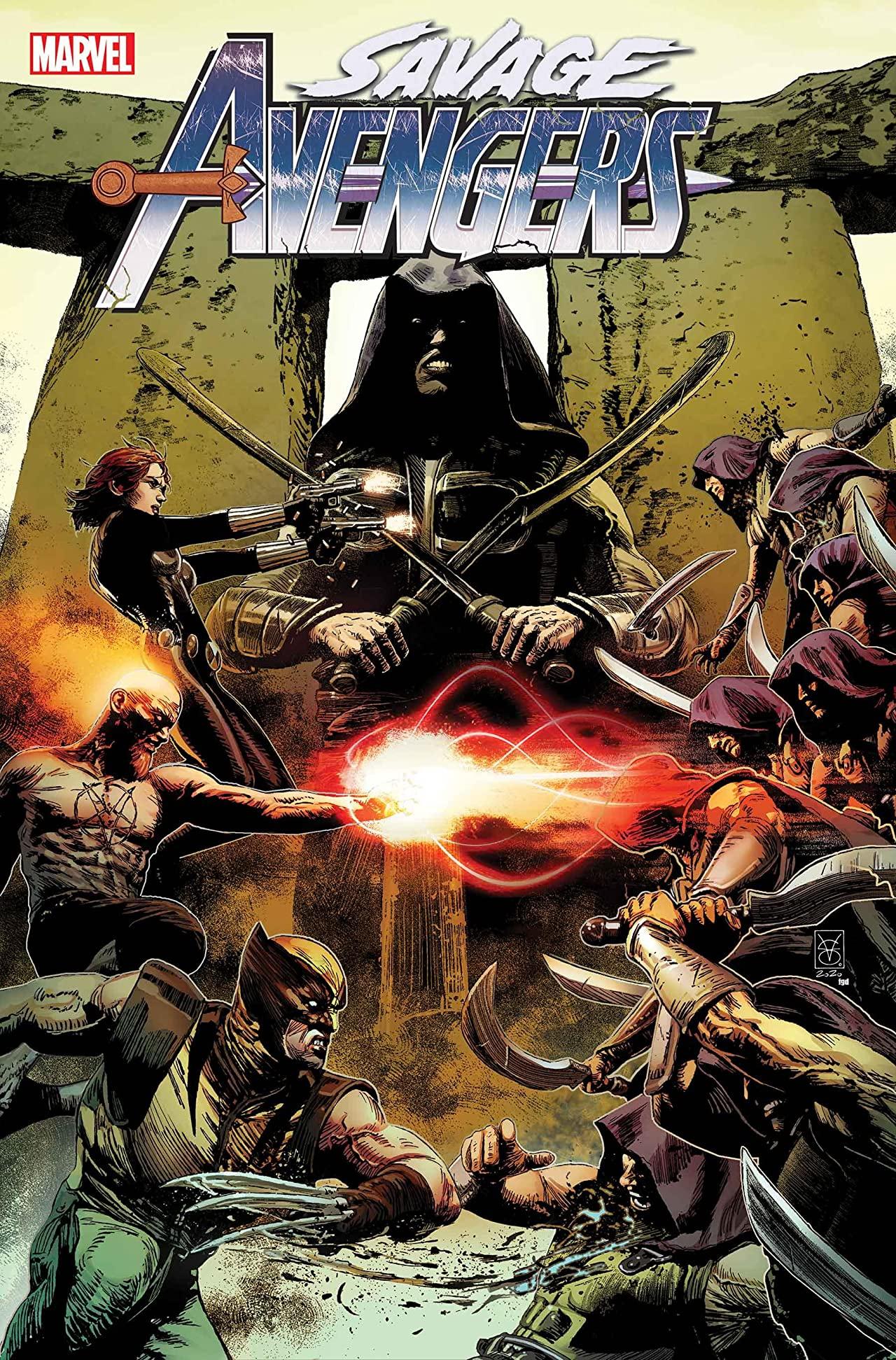 Savage Avengers (2019) #15