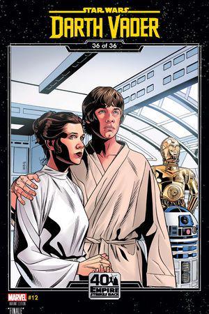 Star Wars: Darth Vader (2020) #12 (Variant)