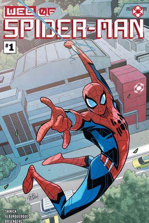 W.E.B. of Spider-Man #1