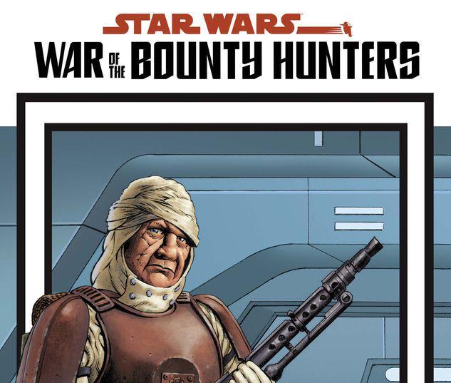 Star Wars: War of the Bounty Hunters #2