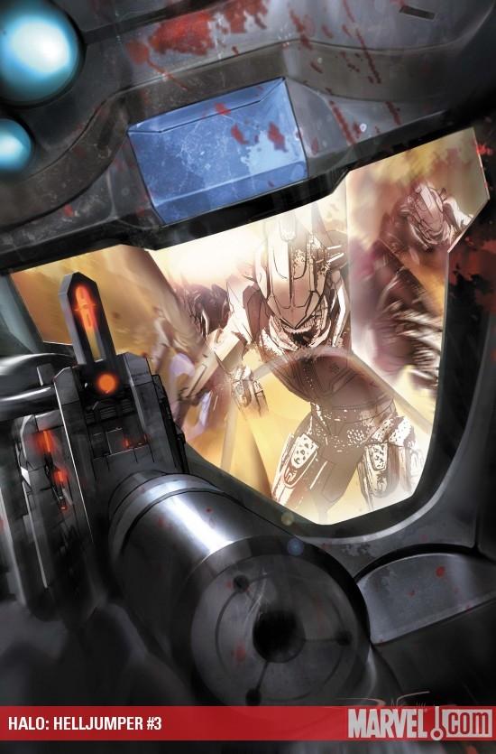 Halo: Helljumper (2009) #3