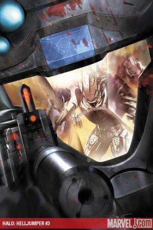 Halo: Helljumper #3