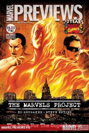 Marvel Previews (2009) #70