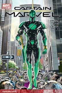 Captain Marvel (2002) #15