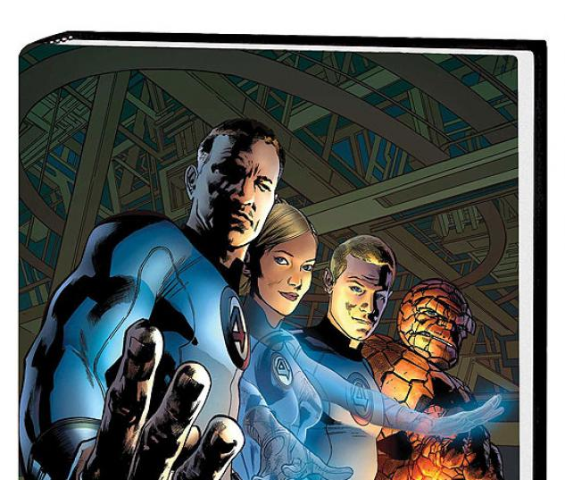 FANTASTIC FOUR: WORLD'S GREATEST PREMIERE #1