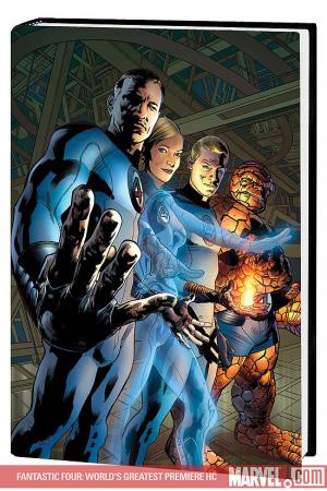 Fantastic Four: World's Greatest Premiere (Hardcover)