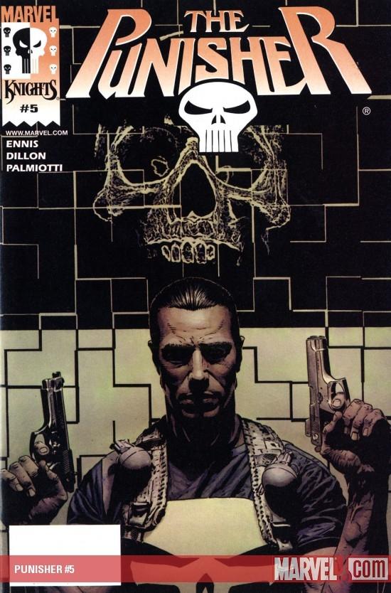 Punisher (2000) #5