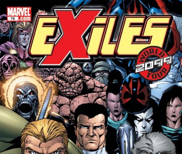 EXILES #76
