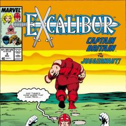 EXCALIBUR #3 COVER