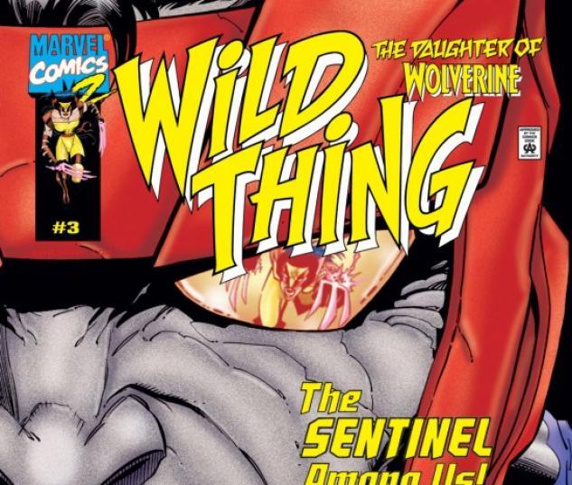Wild Thing #3