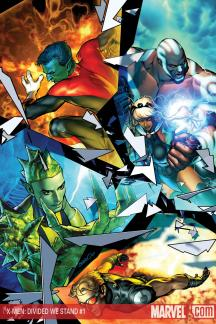 X-Men: Divided We Stand Book 1 (2008) #1