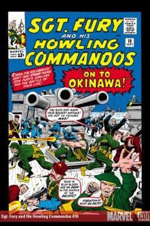 Sgt. Fury and His Howling Commandos #10