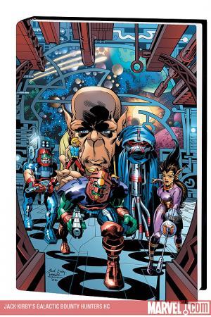 Jack Kirby's Galactic Bounty Hunters (2006 - 2007)