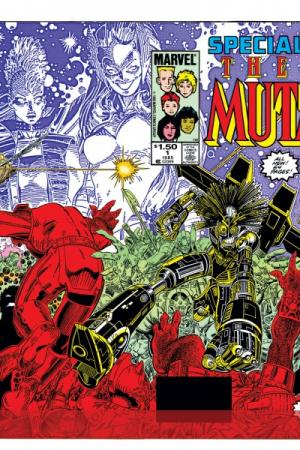 New Mutants Special Edition #1