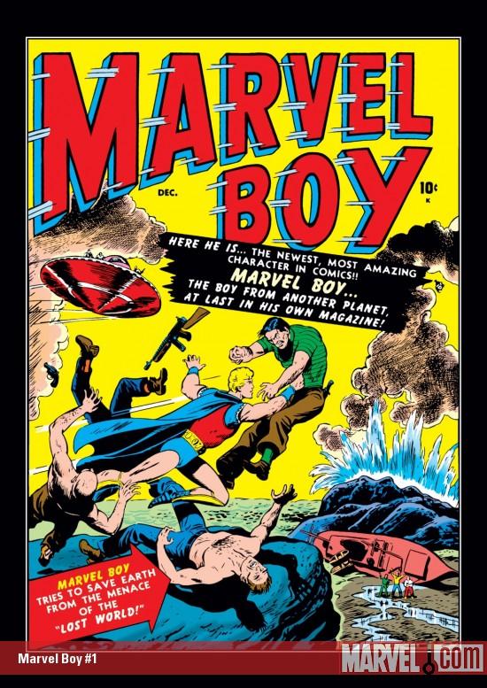 Marvel Boy (1950) #1