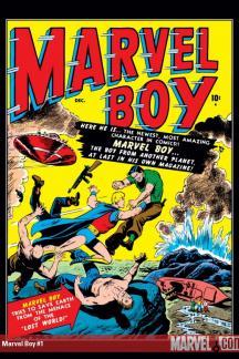 Marvel Boy #1